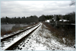 Click here to view a larger image of Cape Cod Railroad Tracks