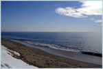 Click here to view a larger image of Winter on Cape Cod Beach
