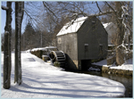 Click here to view a larger image of Dexters Grist Mill.